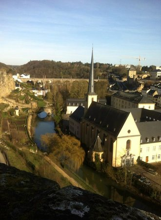 Viaduc (Passerelle) : panorama