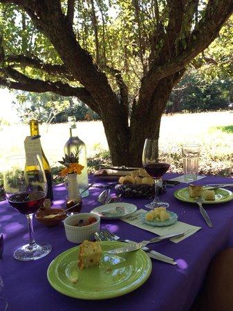 Blancarena Lab: Hermoso almuerzo !
