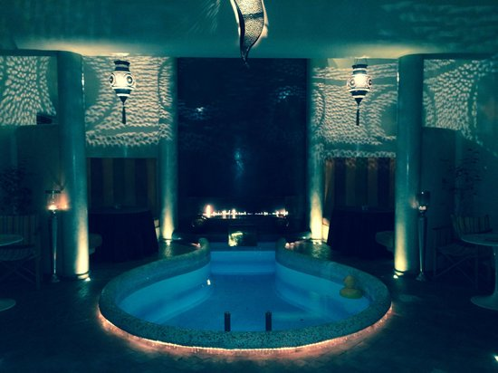 Gastro MK at Maison MK : The indoor pool, rubber ducky included