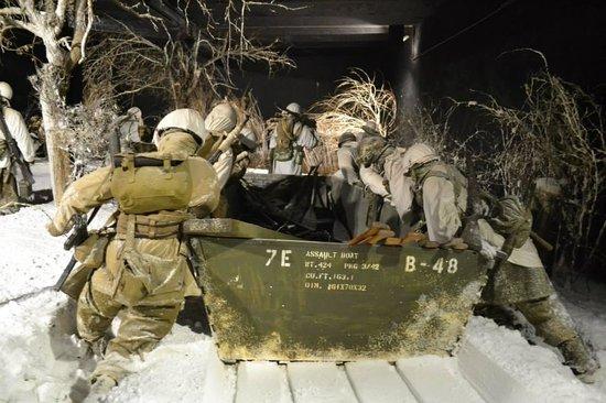 General Patton Memorial Museum : carro armato