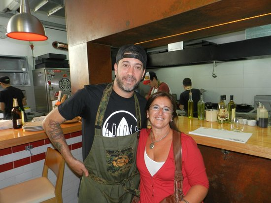 Cafe San Juan la Cantina : Lele gracias por esta foto!!!!!!
