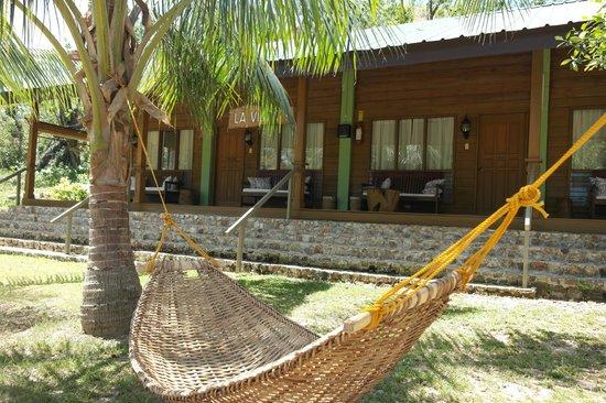 Busuanga Island Paradise: notre jolie chambre