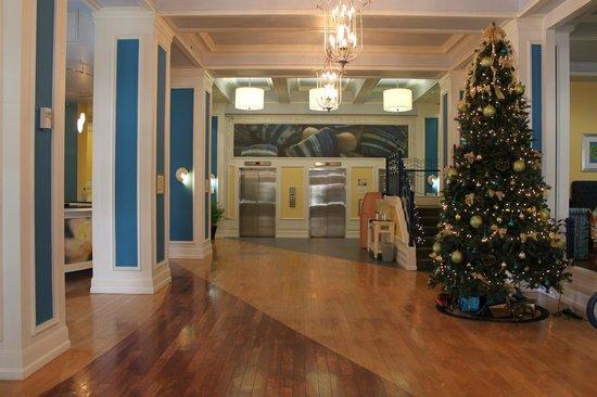 Hotel Indigo Dallas Downtown : Main foyer