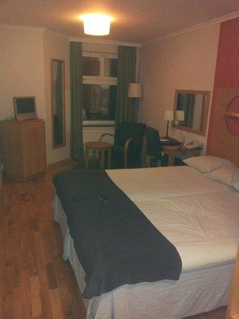 Best Western City Hotel: Zimmer