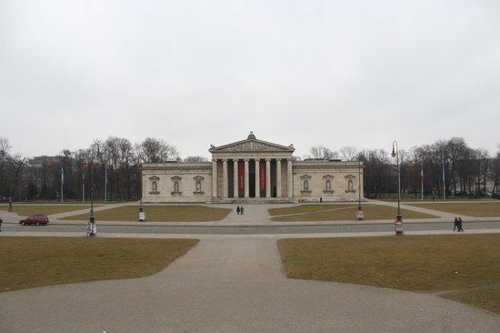 Königsplatz, Múnich