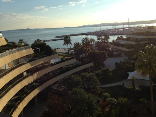 Holiday Inn Nice - Saint Laurent Du Var : From our room