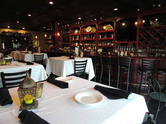 Vinnie's Lobster Bar: Beautiful Atmosphere!