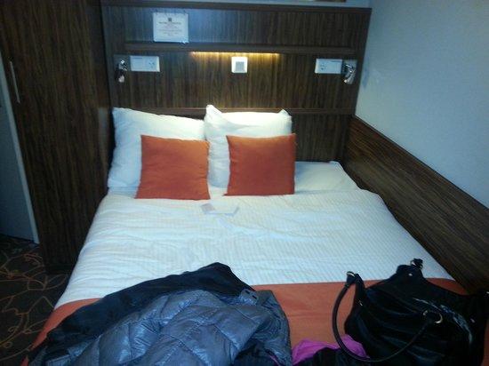 Linden Hotel: Il nostro letto