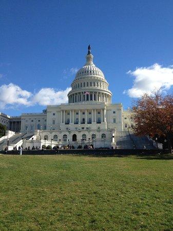 Capitol Hill: Вблизи