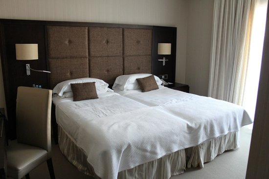 Hotel Nixe Palace: Zimmer