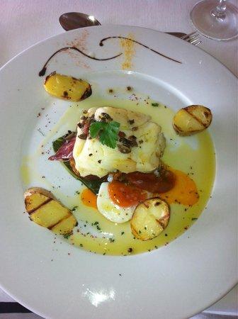 Restaurante da Pousada Covento de Belmonte