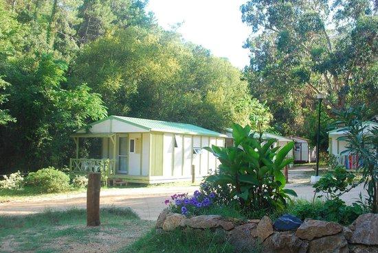 Bungaloing Turismar: cottage