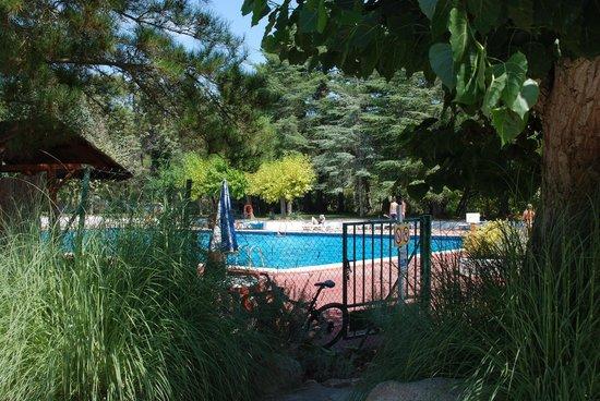 Bungaloing Turismar: piscine