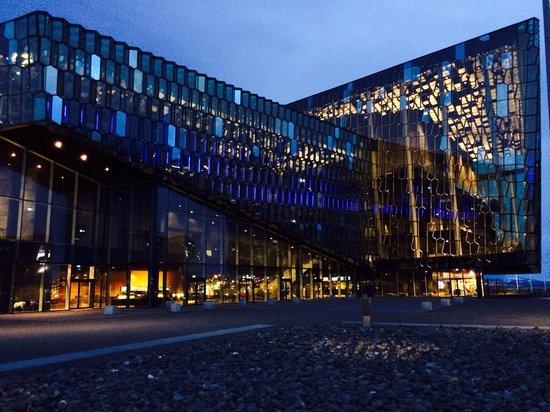 Icelandic Opera (Islenska Operan) : Opera House, Reykjavik