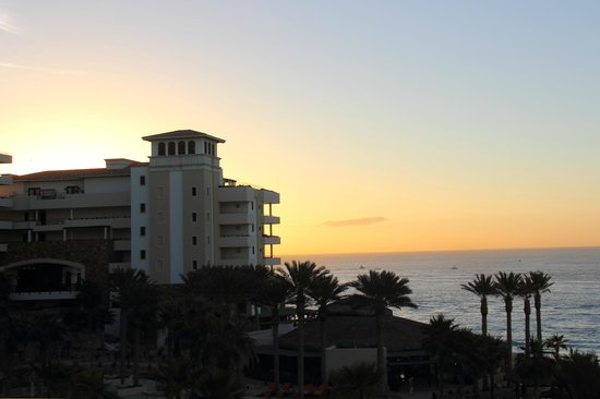 Grand Solmar Land's End Resort & Spa: Grand Solmar - Nice sunrise