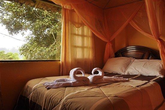 Casa de Campo Las Orquideas: habitacion