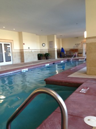 Marina Inn at Grande Dunes: Great heated indoor pool by workout room