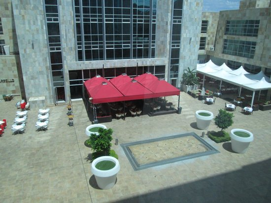 Masa Square Hotel : View from the room