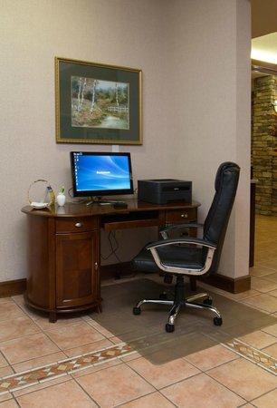 BEST WESTERN Inn & Suites: Business Center