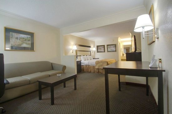 BEST WESTERN Inn & Suites: King Bed Suite