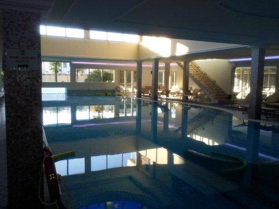 Palace Hotel Meggiorato : piscina