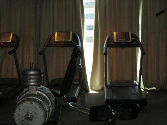 Masa Square Hotel : Gym
