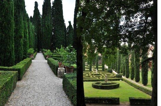 Palazzo Giardino Giusti: Giardino Giusti