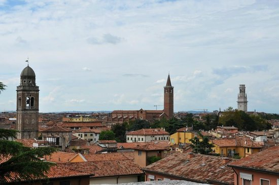 Palazzo Giardino Giusti: Giardino Giusti (Verona view)