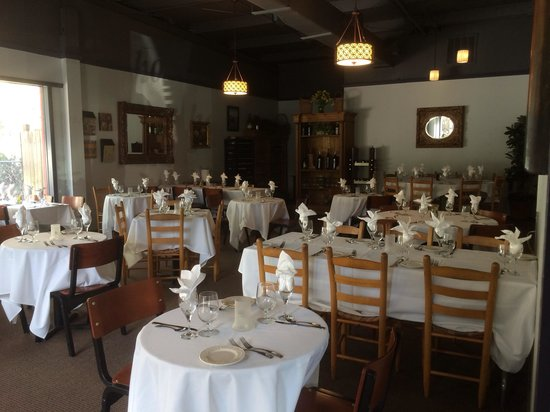 Horizons Continental Cuisine: Great private dining room