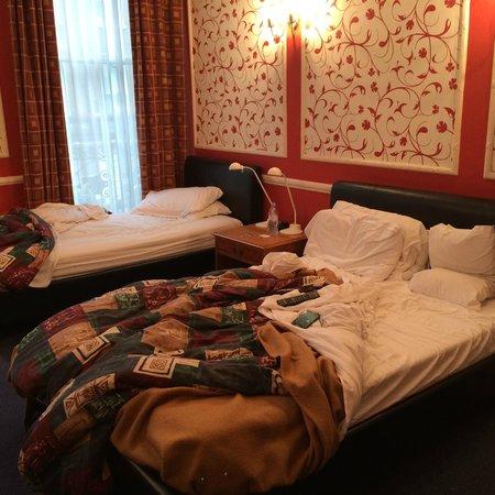 Hadleigh Hotel: Bekvämma sängar
