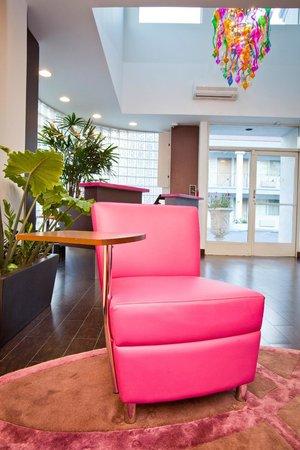 Menlo Park Inn: Lobby