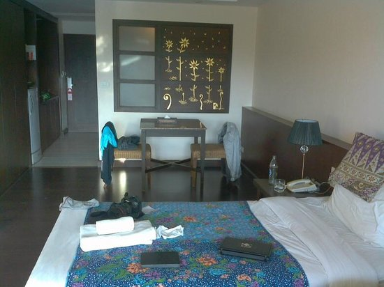 Baan Suwantawe: Twin Bed