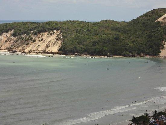 Quality Hotel & Suites Natal: Vista para o Morro do Careca