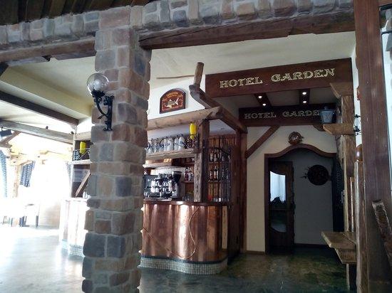 Hotel Garden : Ingresso