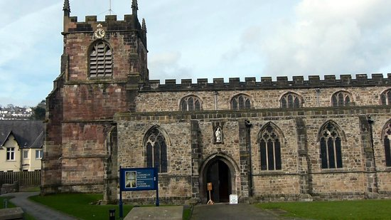 Bangor Cathedral: Outside View