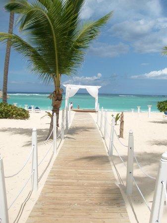 Grand Bahia Principe Punta Cana: Praia