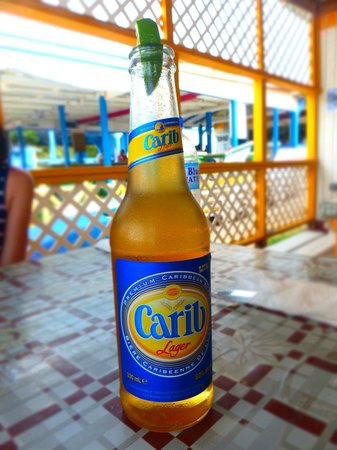 "Chez Leandra : ""Local"" beer is brewed in Trinidad and Tobago"