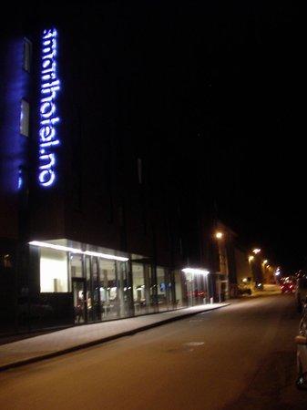 Smarthotel Tromsø: The hotel