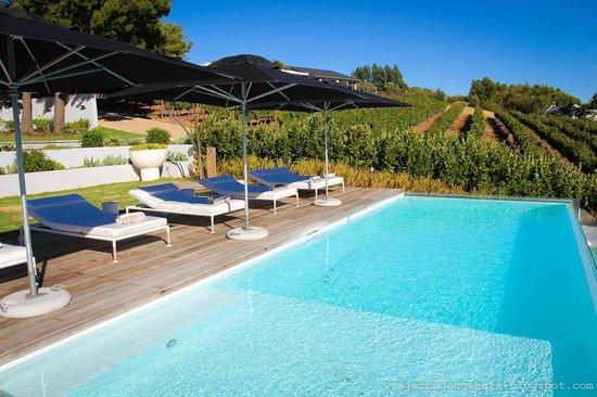 Clouds Wine & Guest Estate: Pool