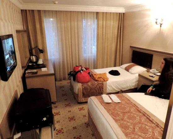 Marmaray Hotel : Camera