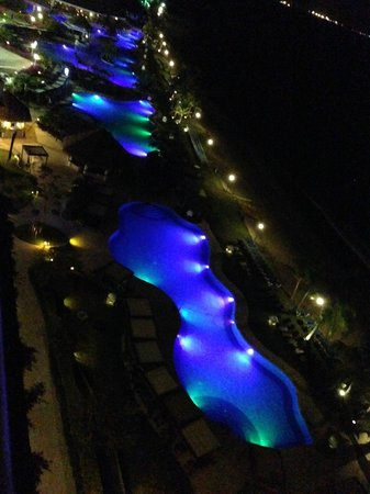 The Westin Playa Bonita Panama: pools at night