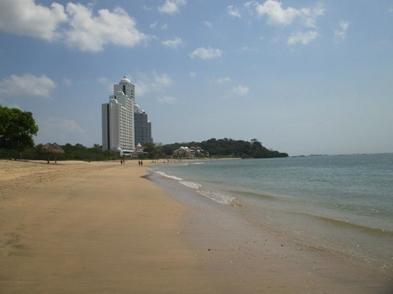 The Westin Playa Bonita Panama: view from west