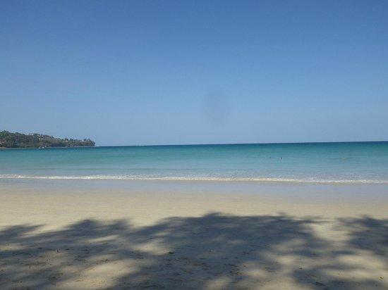 Maphrao Resort on the Beach: plage de kamala