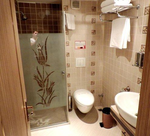 Marmaray Hotel : bagno