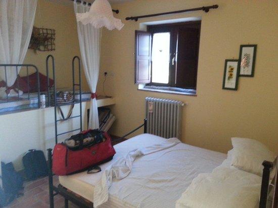 La stanza da letto l 39 ultimo giorno mentre prepariamo i - Stanza da letto ...