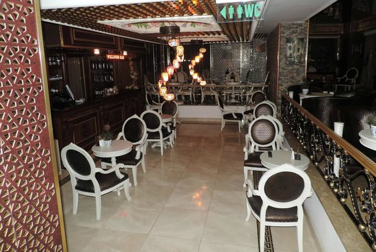 Marmaray Hotel: Hall/bar
