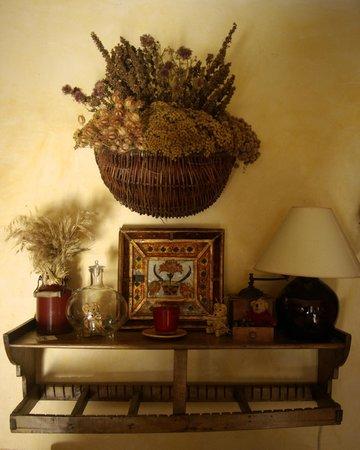 Gite San Feliu : salle à manger