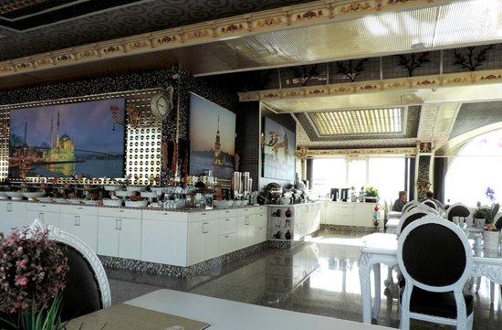 Marmaray Hotel: Sala ristorazione