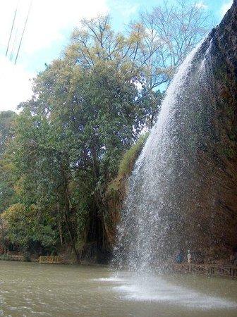 Prenn Falls: the fall