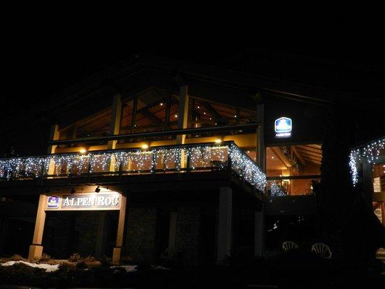 Hotel Alpen Roc : hotel